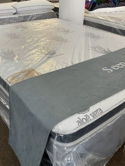 Brand New Euro Top Queen Mattress for Sale in Philadelphia,  PA