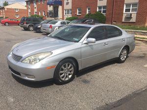 2003 Lexus ES 300 for Sale in Trenton, NJ