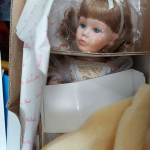 Julia The Ballerina Porcelain Doll for Sale in Albuquerque, NM