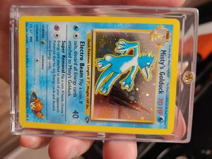 Pokemon Card Mistys Golduck Holo for Sale in Altamonte Springs, FL