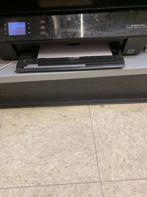 HP Envy 4500 printer asking 20.00 for Sale in Elyria, OH