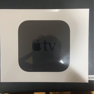 Apple TV HD 32GB 1080p Brand New Still In Plastic for Sale in Queens, NY
