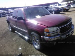 2004 GMC Sierra 1500 Parts Only for Sale in Phoenix, AZ