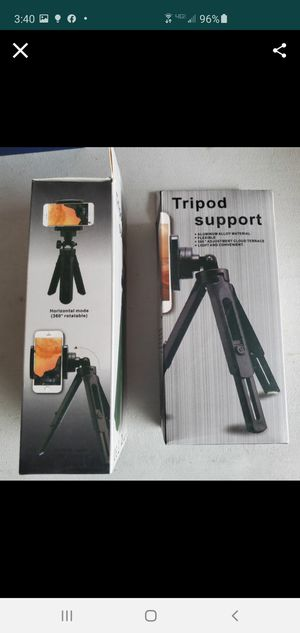 New tripod support for Sale in Riverside, CA