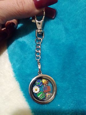 Girl Scout leader or Mom or Girl keychain for Sale in Long Beach, CA