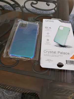 Case brand new for iPhone 11 max pro no delivery no shipping for Sale in Irvine, CA