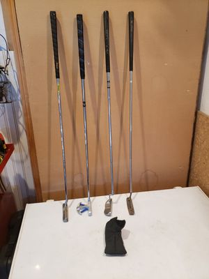 Putters & Ping putters for Sale in Westford, MA