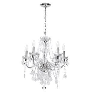 6 light chandelier for Sale in Orange, CA