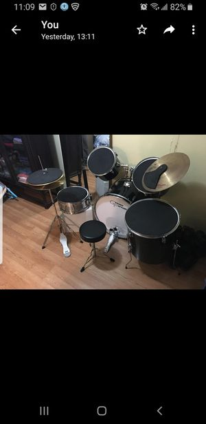 Drum set for sale for Sale in Mineola, NY