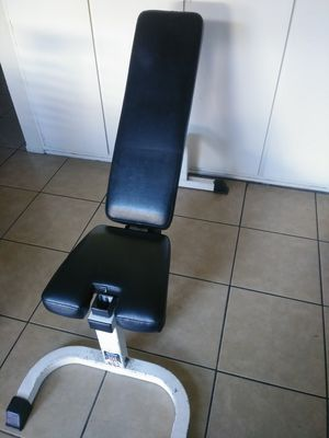 Tuff Stuff Weight Bench for Sale in Upland, CA