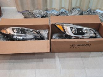 Genuine Subaru lens and body kit part number 84913ALO2A for Sale in Pompano Beach,  FL