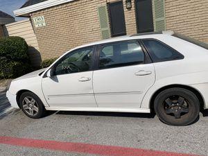 2006 Chevy Malibu motor was replaced 3 years ago needs batt still runs like a champ for Sale in Arlington, TX