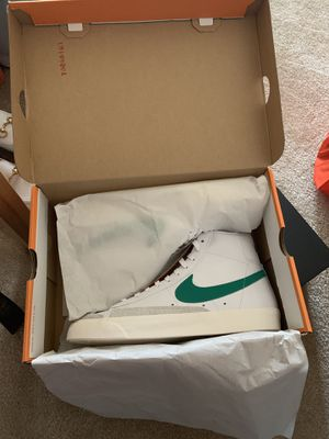 Nike blazer mid lucid green size 10 for Sale in Arlington, VA