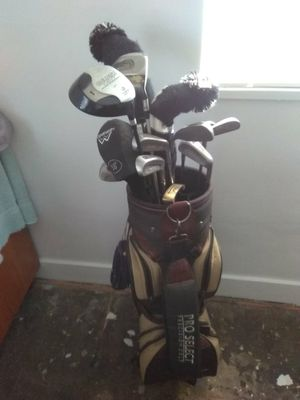 Set of golf clubs for Sale in Pittsburgh, PA