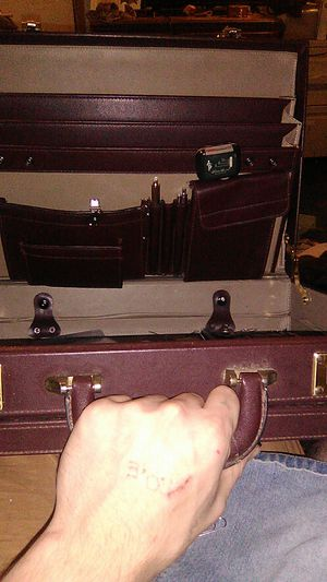 Suitcase with 3 number lock code for Sale in Prattville, AL