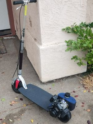 Goped sport gas scooter ready to ride! No issues! $400 Firm for Sale in Antioch, CA