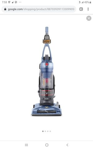Hoover WindTunnel T-Series Pet Rewind Vacuum for Sale in Seattle, WA