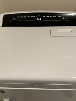 Whirlpool Dryer Cabrio Model #WED7300DW for Sale in Portland,  OR