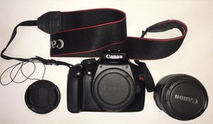 Canon Rebel T3 + accessory kit + tripod for Sale in Murfreesboro, TN