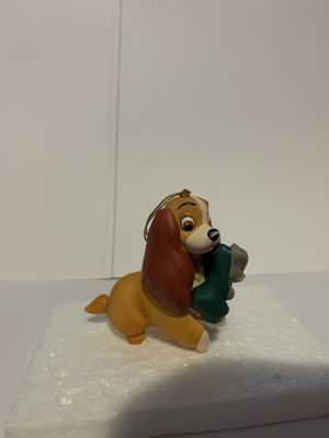 Groiler Disney Porcelain Lady Stocking Christmas Ornament for Sale in Lake Wales, FL
