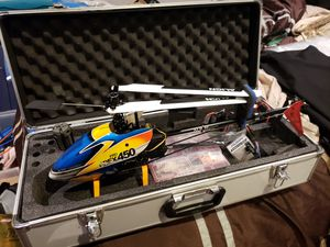 Align T-Rex 450 RC bnf helicopter for Sale in Eugene, OR