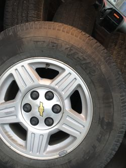 Chevy Stock Rims Have All 4 for Sale in Dallas,  TX