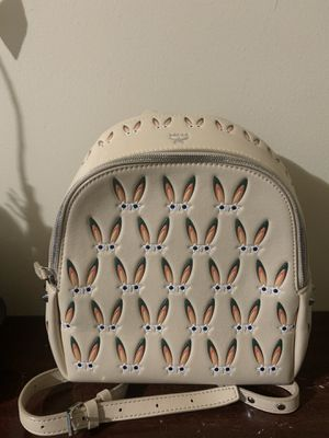 MCM Star Bunny Mini Leather Backpack for Sale in Queens, NY