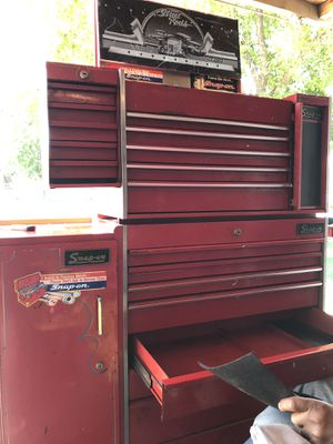 Snap on tool box street rods for Sale in Bakersfield, CA