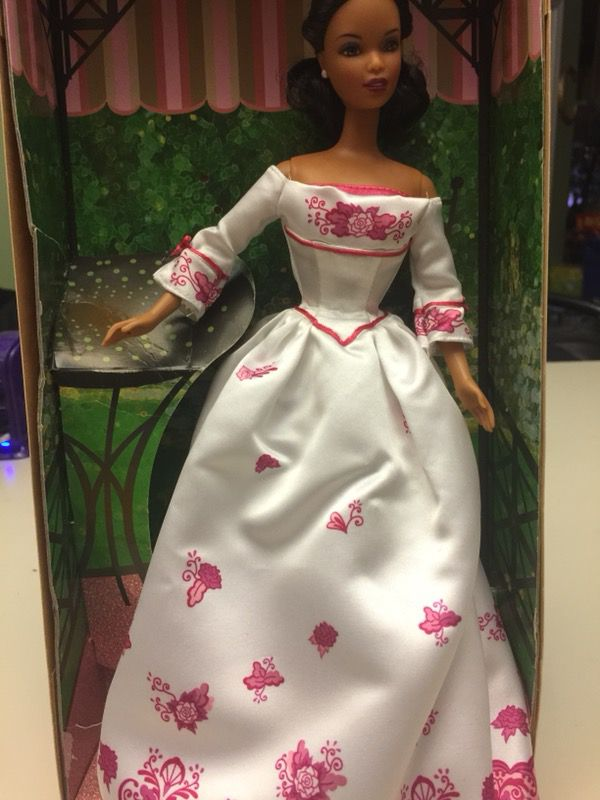 Barbie Victorian Tea African American Collectibles