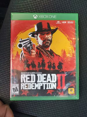 Red dead redemption II for Sale in Grants Pass, OR