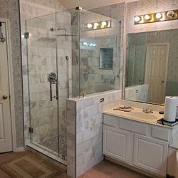 Shower glass door for Sale in Houston,  TX