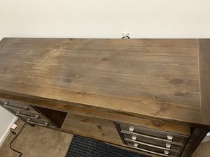 Wooden TV stand for Sale in Renton, WA