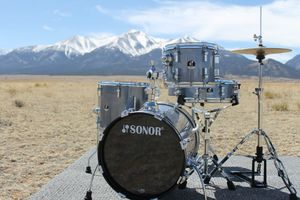 Sonor Safari 4-piece Drum Set (accessories also available) for Sale in Denver, CO