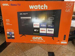 50 Inch 4k TV(Brand New) for Sale in Richmond, VA
