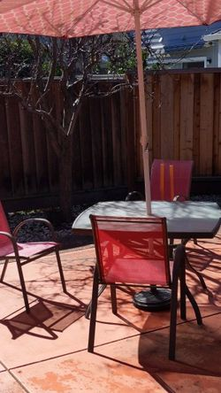 Patio Table For Sale Free for Sale in San Jose,  CA