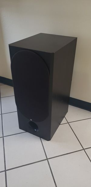 """RBH 1010-SEP Dual 10"""" powered subwoofer for Sale in Apache Junction, AZ"""