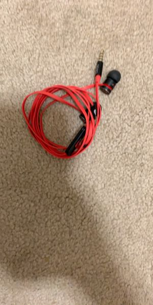 Beats/Apple Headphones for Sale in Pflugerville, TX