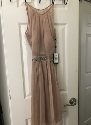 Adrianna papel dress chiffon holiday dress for Sale in Oakley, CA
