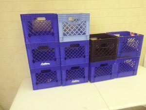 Milk Crates for Sale in Las Vegas, NV