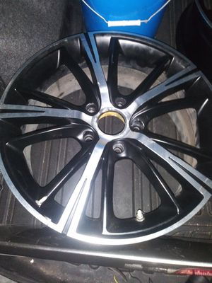 Altima Rims 17inch for Sale in Grand Prairie, TX