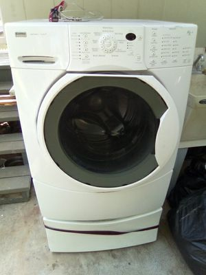 h4E smart washer Kenmore elite for Sale in Kailua, HI