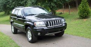 Selling 2004 Jeep Grand Cherokee 4WDWheels for Sale in Washington, DC