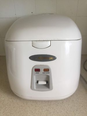 Rice cooker for Sale in Wheat Ridge, CO