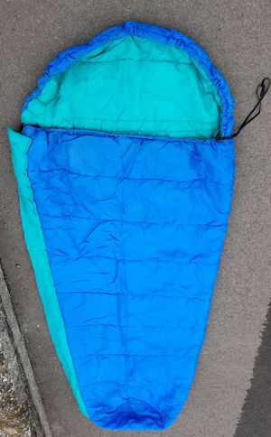 Slumberjack 20 Degree Sleeping Bag for Sale in Federal Way, WA