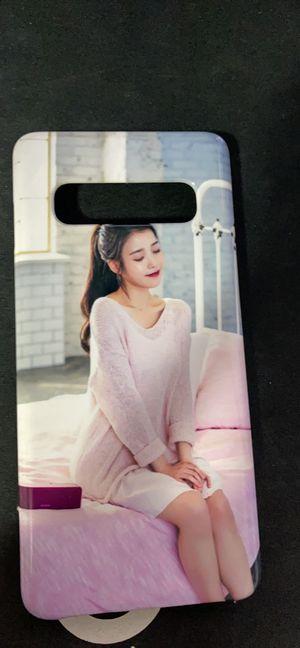 IU Samsung s10 case for Sale in Lincoln, NE