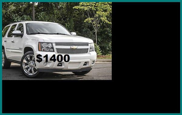 Price$1400 2008 TAHOE LTZ