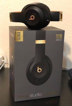 Beats Studio 3 Wireless Headphones for Sale in Tampa, FL