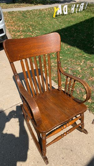 Old Rocker, not sure how old. for Sale in Wood Dale, IL