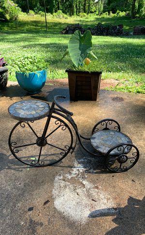 Vintage Garden Tricycle Plant Holder for Sale in Decatur, GA