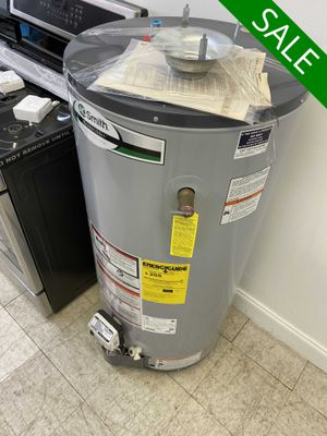 NO CREDIT!! AO Smith Open Box Water Heater Contact Today #1466 for Sale in Miami, FL